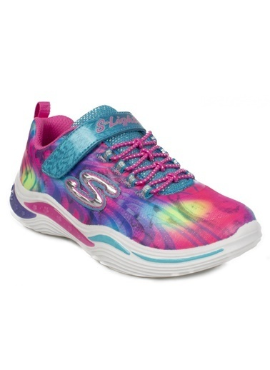 Skechers Power Petals Kız Çocuk Sneaker Renkli